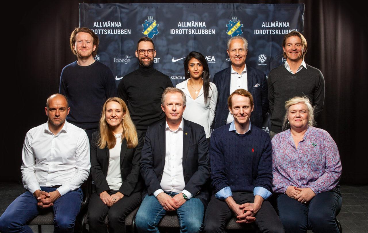 AIK Styrelse 2019