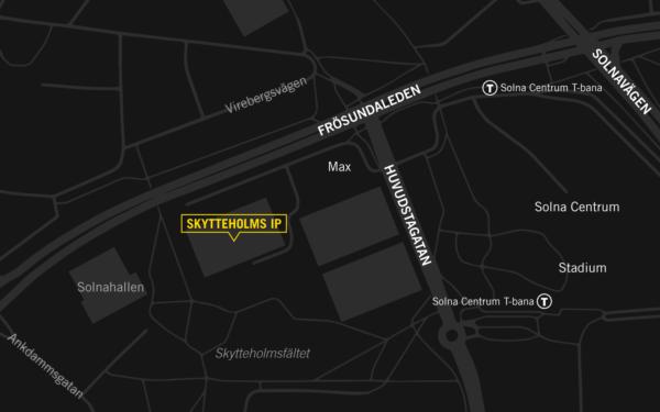 Karta Skytteholm