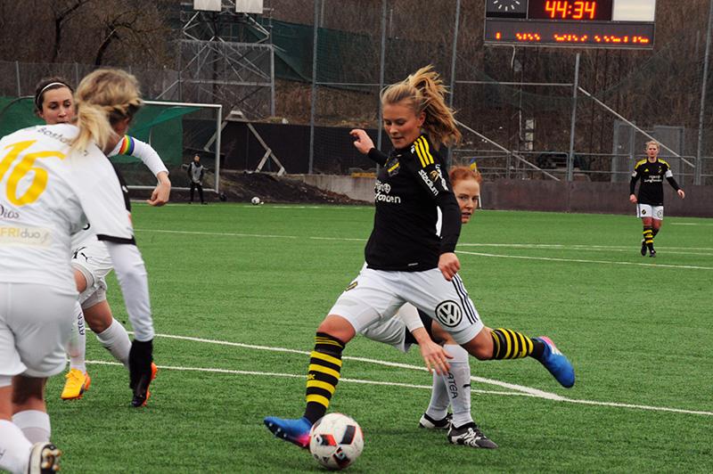AIK - Umeå IK FF 2017