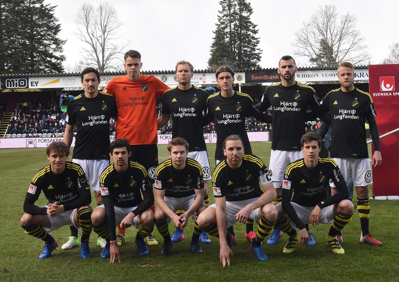 J-Södra - AIK 2017