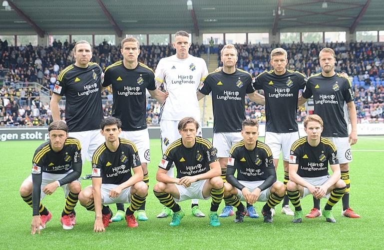 AFC - AIK starelva 2017