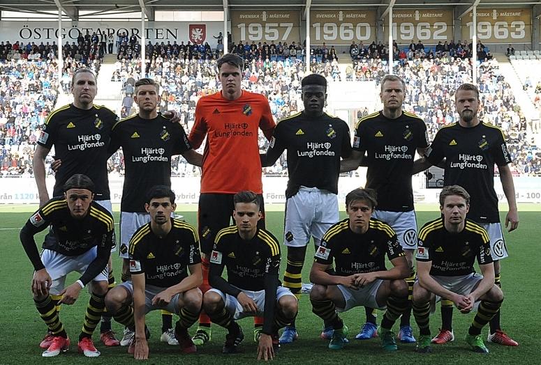 IFK Norrköping - AIK Starelva 2017