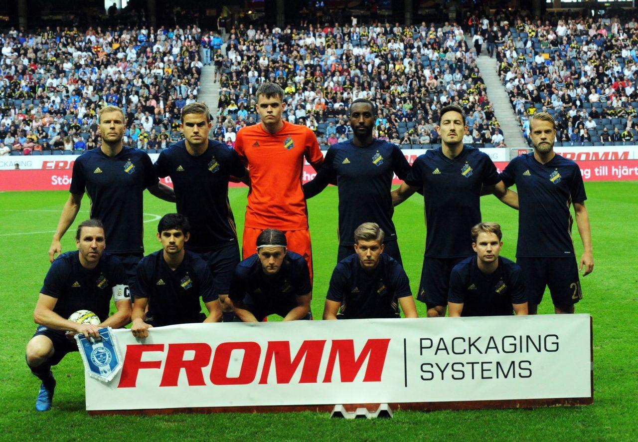 Startelva AIK -FK Željezničar 2017-07-20