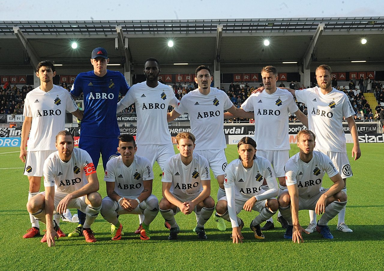 BK Häcken - AIK 2017