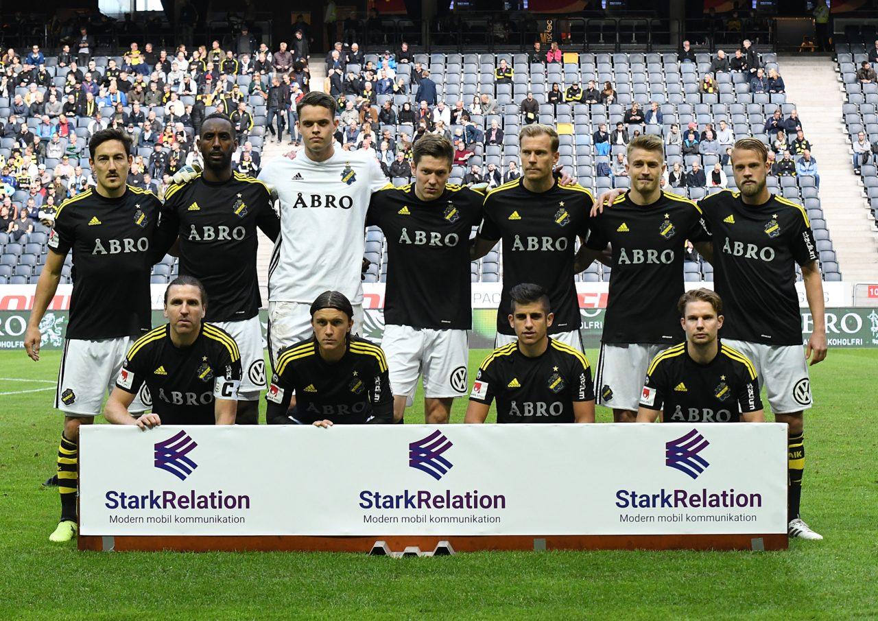 AIK - Halmstads BK 2017 Starelva