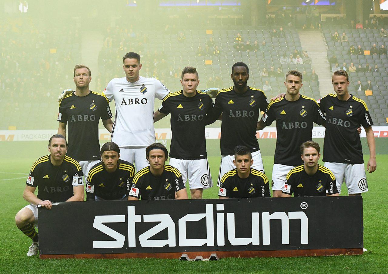 AIK - IF Elfsborg 2017 startelva