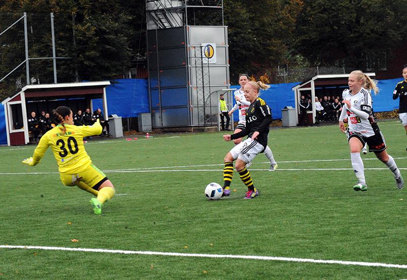 AIK - Västerås BK 30 2017