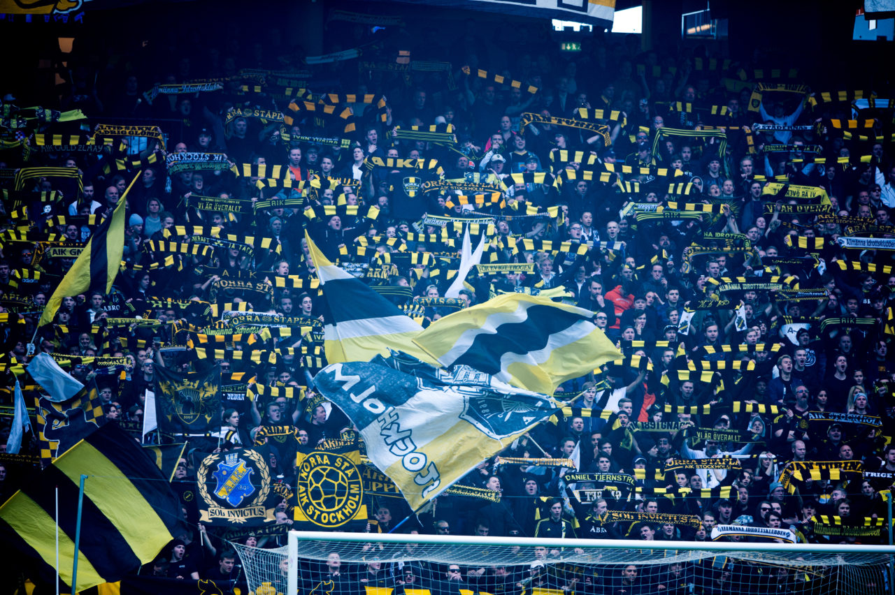 Supporterinformation AIK - IFK Norrköping FK