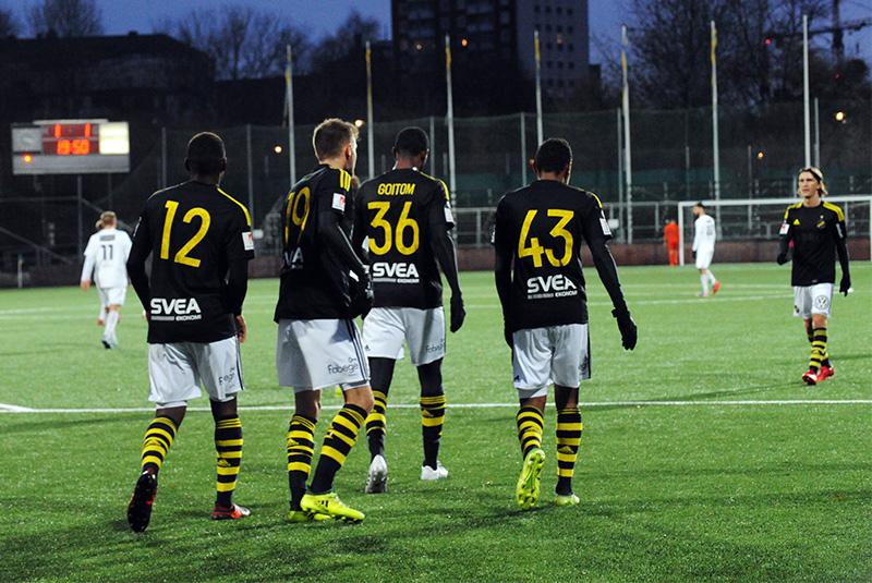 AIK - Sollentuna FK 2017