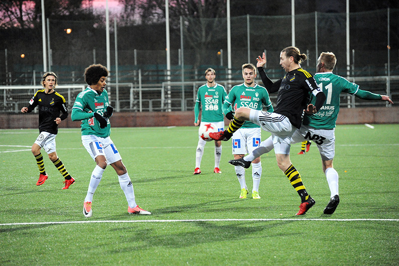 AIK - IK Brage 2017