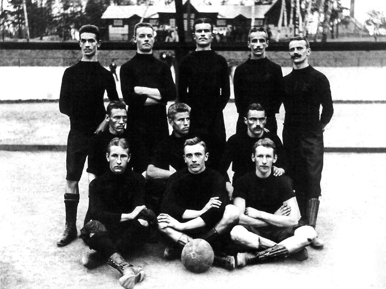 AIK Fotboll år 1901.