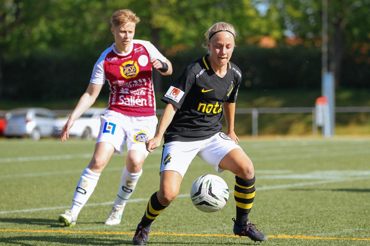 IK Uppsala Fotboll - AIK 2018