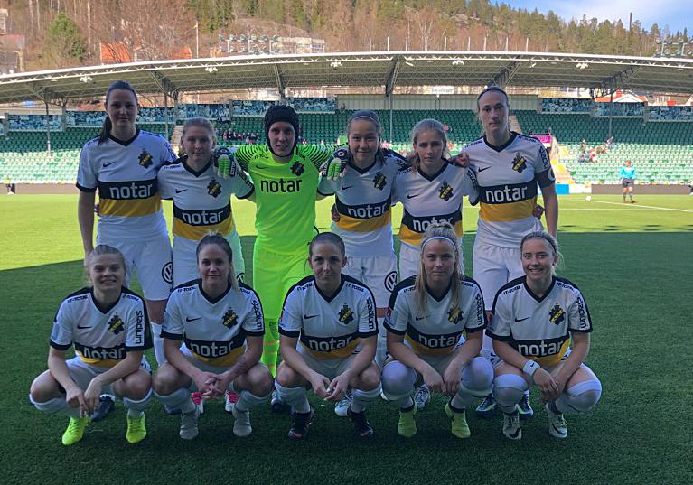 Sundsvalls DFF - AIK 2018