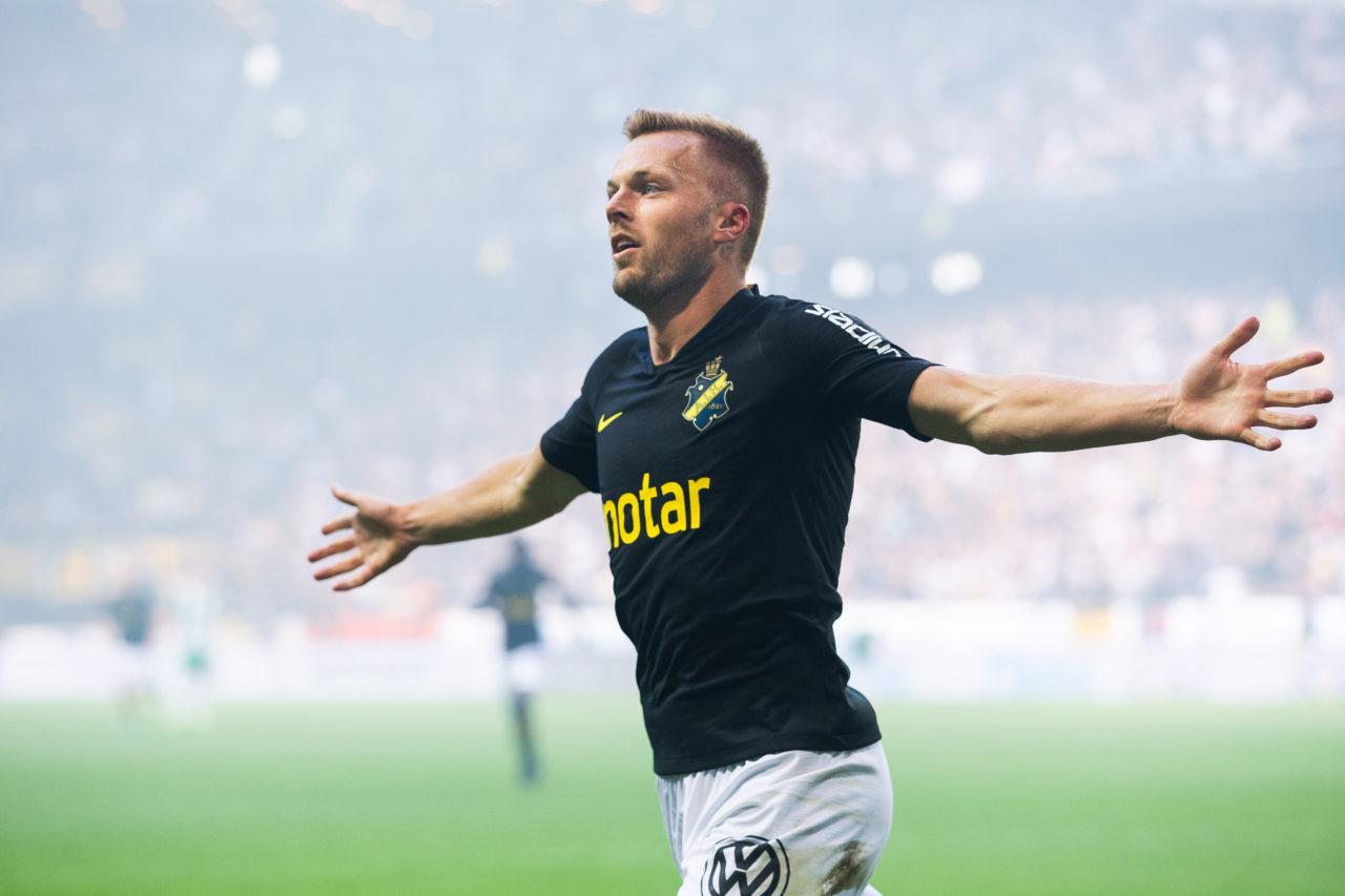 AIK Fotboll: Europaerbjudande till AIK:are från Viaplay