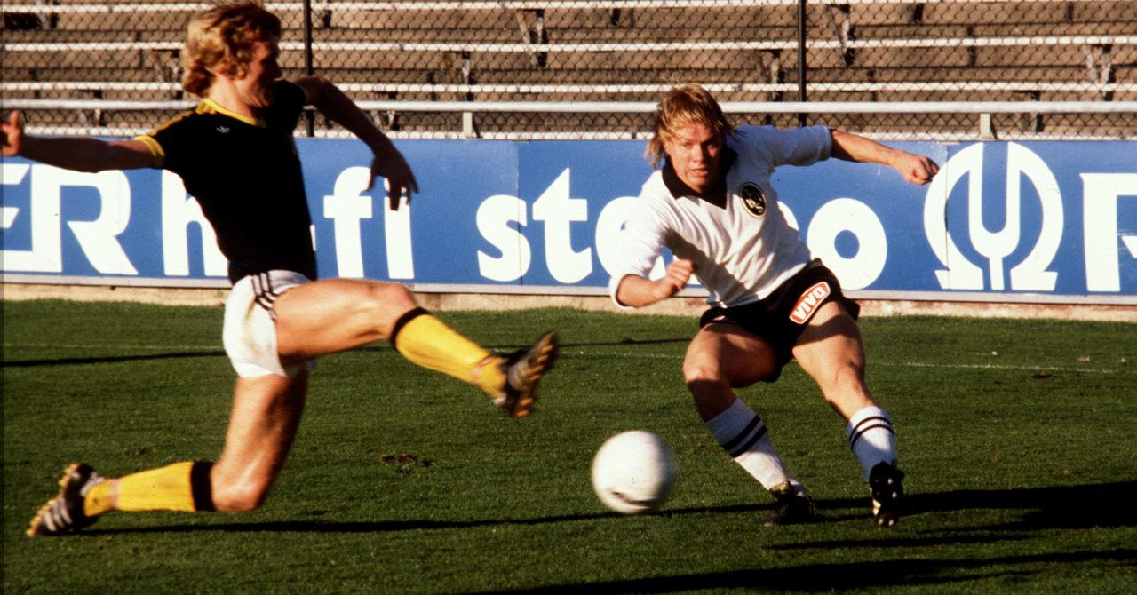 Matchens fanbärare: Göran Göransson