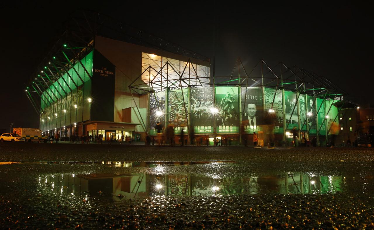 Biljettinformation till bortamatchen mot Celtic