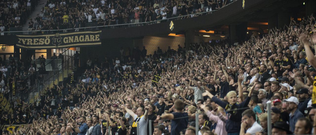 Biljettsläpp till AIK:s hemmamatcher i Allsvenskan 2020