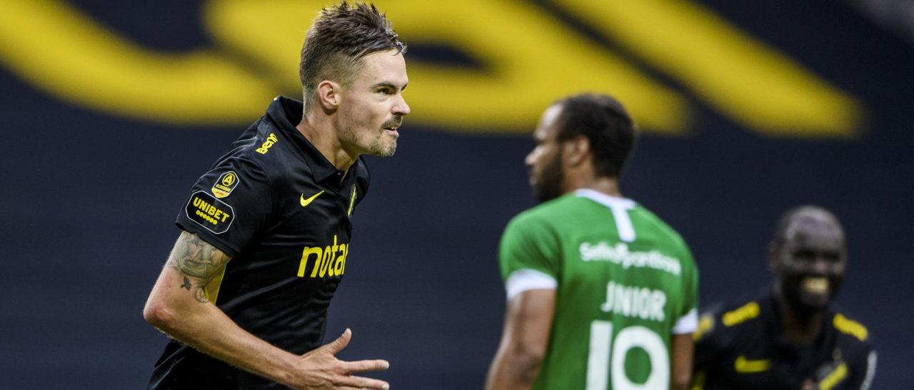 3–0 i Stockholmsderbyt