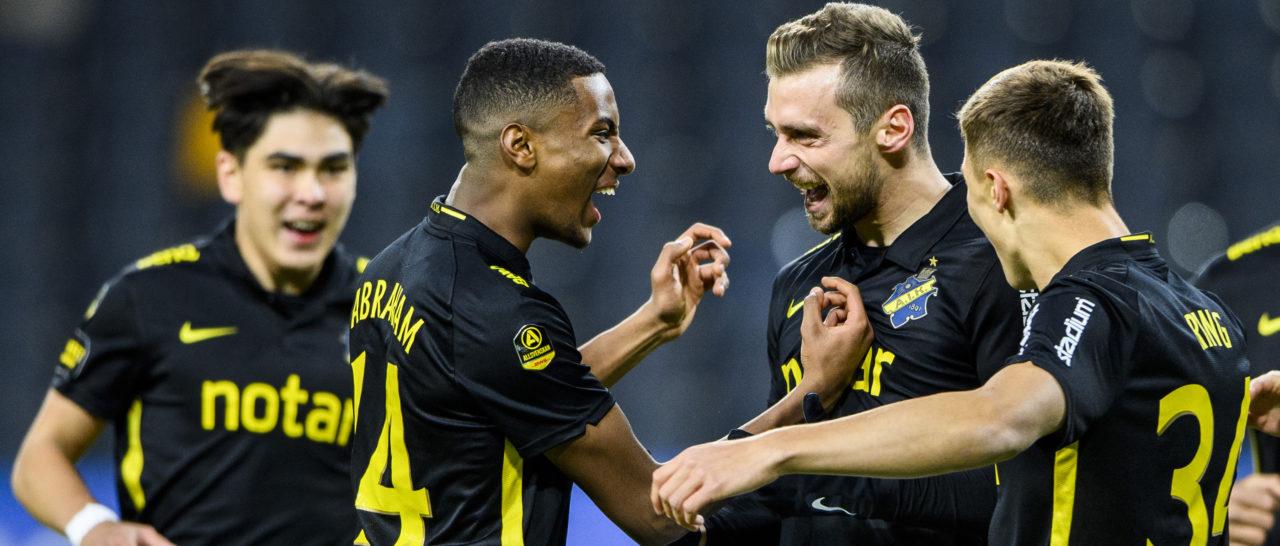 AIK vann