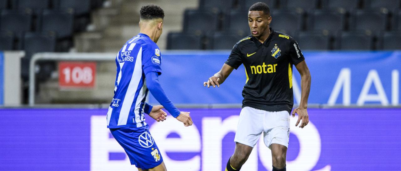 Milstolpar & kuriosa från AIK - IFK Göteborg