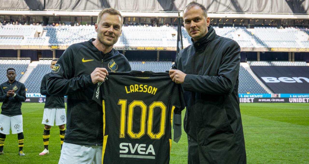 Milstolpar & kuriosa från AIK – IF Elfsborg