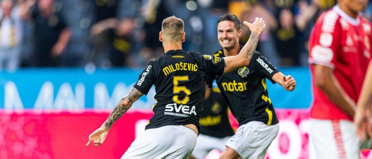 AIK upp på fjärde plats