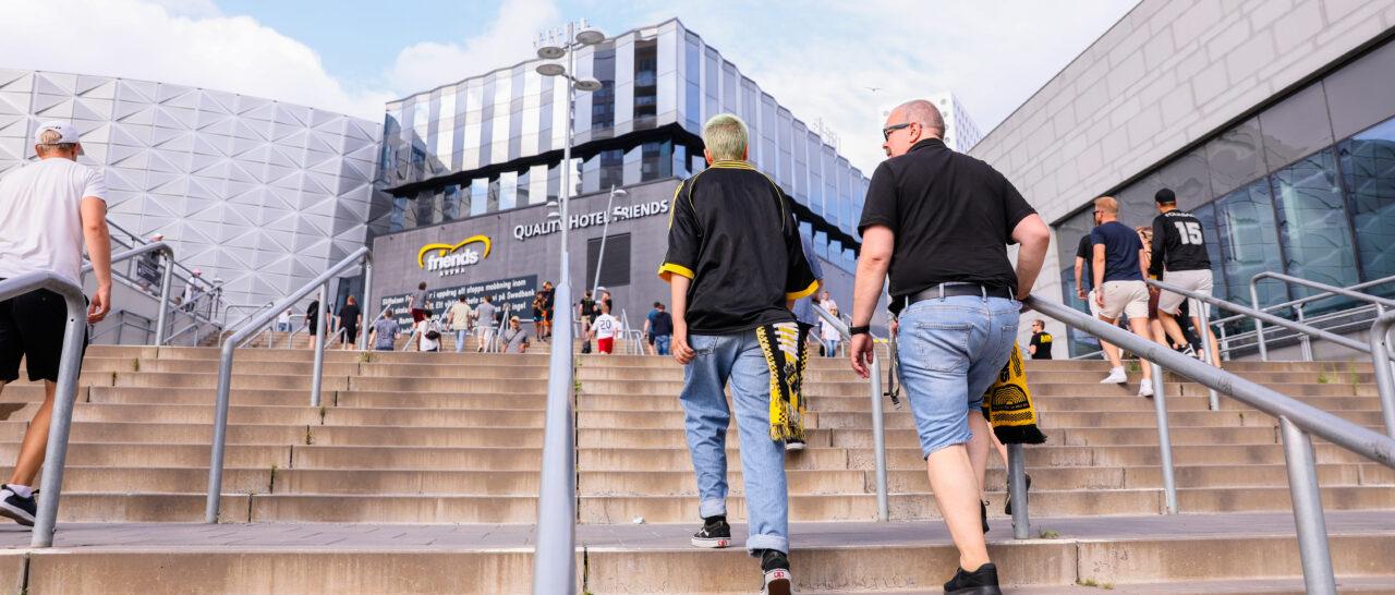 Supporterinformation: AIK – Halmstads BK (herr)