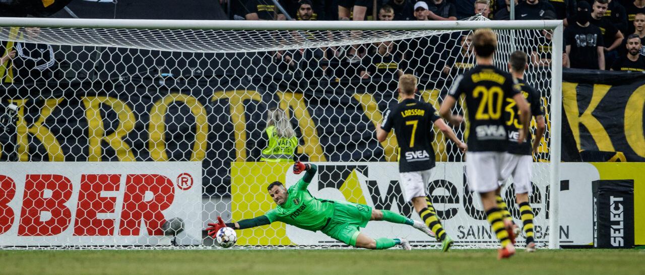 AIK Fotboll: Milstolpar & kuriosa från AIK – Halmstads BK