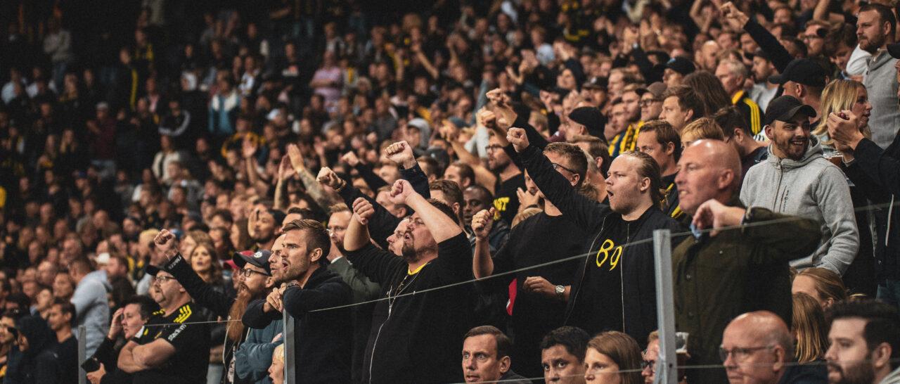 Säkra din plats på Friends Arena för hösten 2021